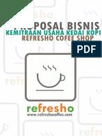 Proposal.bisnis.kemitraan.refresho.coffee.shop