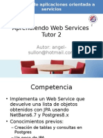Angel Sullon-Web Services Tutor2