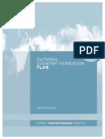 2012 National Counter-Terrorism Plan
