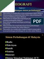 bab 17 perkembangan sistem perhubungan