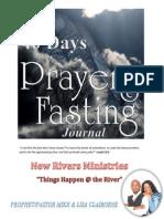 40 Days Fasting & Praying