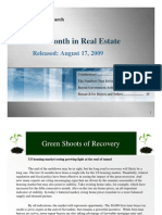 Keller Williams Realty -This Month in Real Estate - August 17, 2009