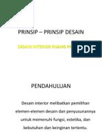 Prinsip _ Prinsip Desain