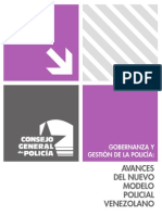 Gobernanza Gestion Policia