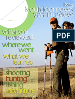 Women's Outdoor News Year 2013 In Review