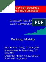 radiology of special sense