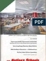 Nation's School's Volume 66 No 4 October 1960 - Maine West High School