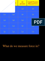 review  force friction pressure
