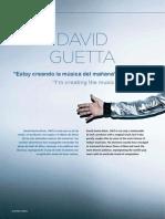DavidGuetta Ronda