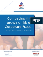 Combating Corporate Fraud (Chennai, Hyd)
