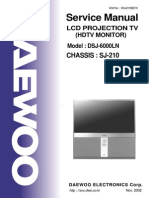 Tv Lcd Projection