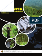 Statistik Bidang Planologi Kehutanan Tahun 2012