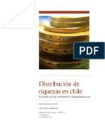 Distribución de riquezas en chile