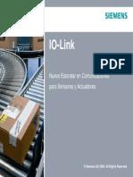 Io-link Comunicacion Industrial