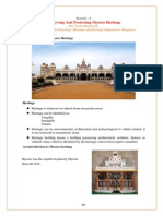 Heritage Conservation in Mysore