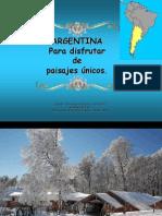 Argentina - Para Disfrutar