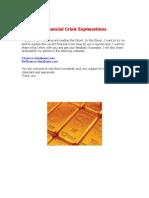 2008 Financial Crisis in Laymen Explanations