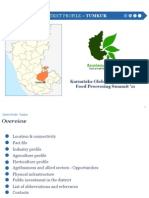 Tum Kur District Profile
