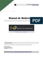 Manual Modernizr