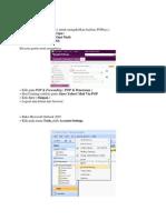 Instal Outlook via Yahoo