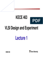 VLSI for Signal Processing
