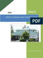 Profil RSP Respira Jogjakarta 2013