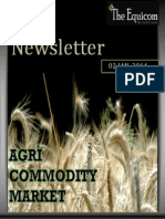 Daily Agri News Updates by TheEquicom 02-Jan-14