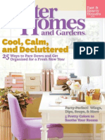 Better Homes and Gardens - JANUARY 2011