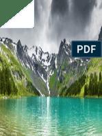 Valley Lake Wallpaper 1600x900