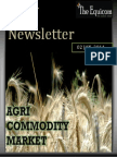Agri Commodity Market Updates By Theequicom 2-January