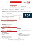 E Wallet Application Form