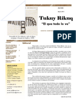 Boletín TK N2