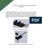 Cálculo de tolerancias y planos de manufactura de un ensamble.docx