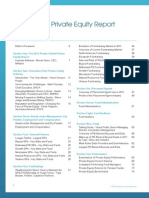 Preqin Global Private Equity Report 2012 Sample Pages