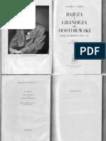 Antonio J. Onieva - Bajeza y Grandeza de Dostoievski