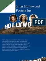 3 Selebritas Hollywood Pecinta Jus