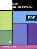 Principle of Compiler Design