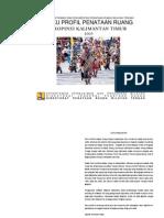 Profil Penataan Ruang Kalimantan Timur