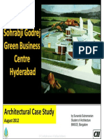 CII Sohrabji Godrej Green Business Centre-Case Study