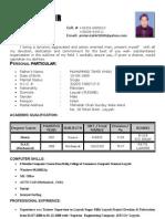 ARSLAN CV