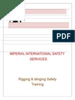 Rigging & Slinging Training (1)
