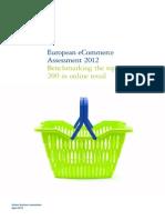 Deloitte European eCommerce Assessment 2012