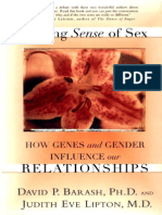 Making Sense of Sex - How Genes and Gender Influence Our Relationships (1997) by David P. Barash & Judith Eve Lipton