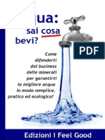 eBook Acqua Sai Cosa Bevi