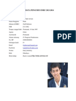Softfile Biodata