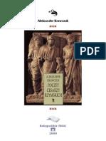 Aleksander Krawczuk - Poczet Cesarzy Rzymskich