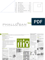 PHALLOSAN Instructions
