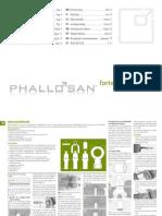 PHALLOSAN Instructions