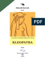 Aleksander Krawczuk - Kleopatra