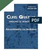 Arduino Al Cool Metru